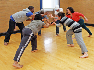 Hancock Center Dance/Movement Therapy Programs